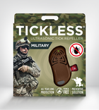 Tickless Military Brown