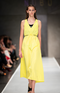 IBJEN DRESS - UV YELLOW
