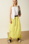 CRYO SPORTY SKIRT - UV YELLOW