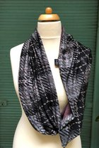 Man Loop Scarf SD4233DE - Dandy elegant/dark lilac
