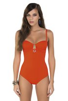 ISABEL one-pice swimsuit - E766