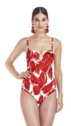 PARMA one-piece swimsuit - E766