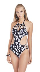 RIVER one-piece swimsuit - S771