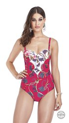 AMIRA one-piece swimsuit - E766