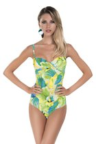 PATRICIA one-pice swimsuit - E736