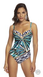 AMAZONAS one-piece swimsuit - E266