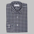 Simon Skottowe - Brushed cotton shirt Check patterned