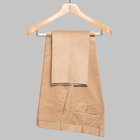 Corduroy trousers tan