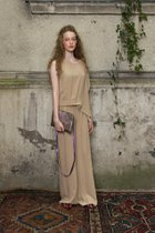 Lana top    Magda trousers