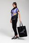 Edris tote bag - Very black bird tote bag