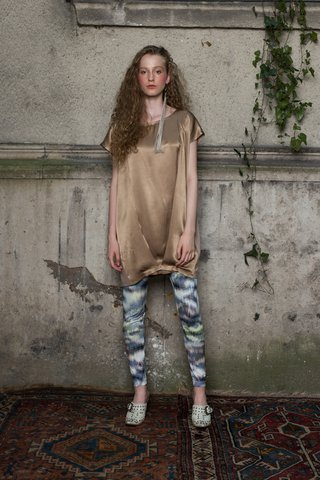 Lulu dress    Emő leggings