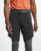 M NK TCH PCK 2IN1 3QTR SHORT ANTHRACITE/B