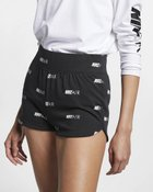 W NSW AIR SHORT AOP BLACK