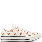CHUCK 70 EMBROIDERED GARDEN PARTY LOW TOP BONE