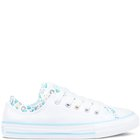 Chuck Taylor All Star Double Upper WHITE/BLEACHED CYAN