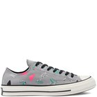 CHUCK 70 '80S ARCHIVE PRINT LOW TOP GREY