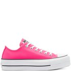 CHUCK TAYLOR ALL STAR LIFT HYPER PINK/WHITE/BLACK