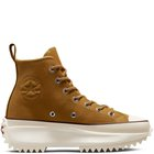 RUN STAR HIKE LEATHER WATER RESISTANT WHEAT/SHADOWBERRY